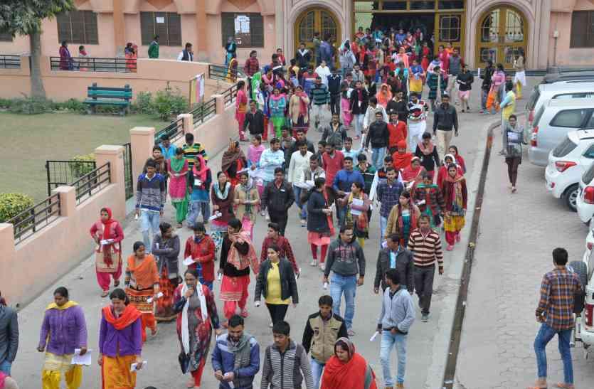 Third Grade Teacher Recruitment: सामाजिक विज्ञान आैर संस्कृत विषय के पदाें काे लेकर आर्इ ये खबर