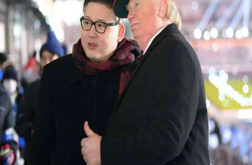 विंटर ओलपिंक: जब डोनाल्ड ट्रंप और तानाशाह किम जोंग ने मिलाया हाथ!