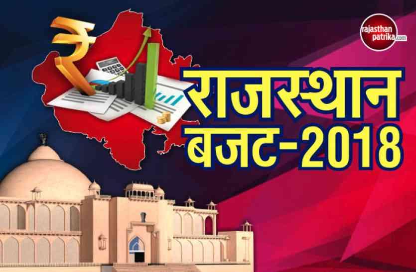 राजस्थान बजट 2018: रियल एस्टेट सेक्टर को मिली राहत से अब सस्ते में खरीद सकेंगे घर, जानें बड़ी घोषणाएं