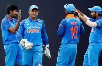 ICC Ranking: टेस्ट के बाद वन डे में भी नंबर वन बनी भारतीय टीम, अब टी-20 पर नजर