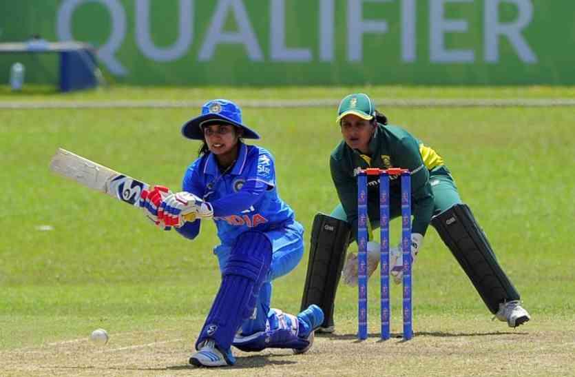 मिताली की कप्तानी पारी, भारत ने दक्षिण अफ्रीका को सात विकेट से हराया