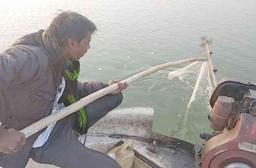 ARBITRARY : लालच के आगे कायदे दरकिनार, छोटी मछलियां भी नहीं छोड़ रहे ठेकेदार