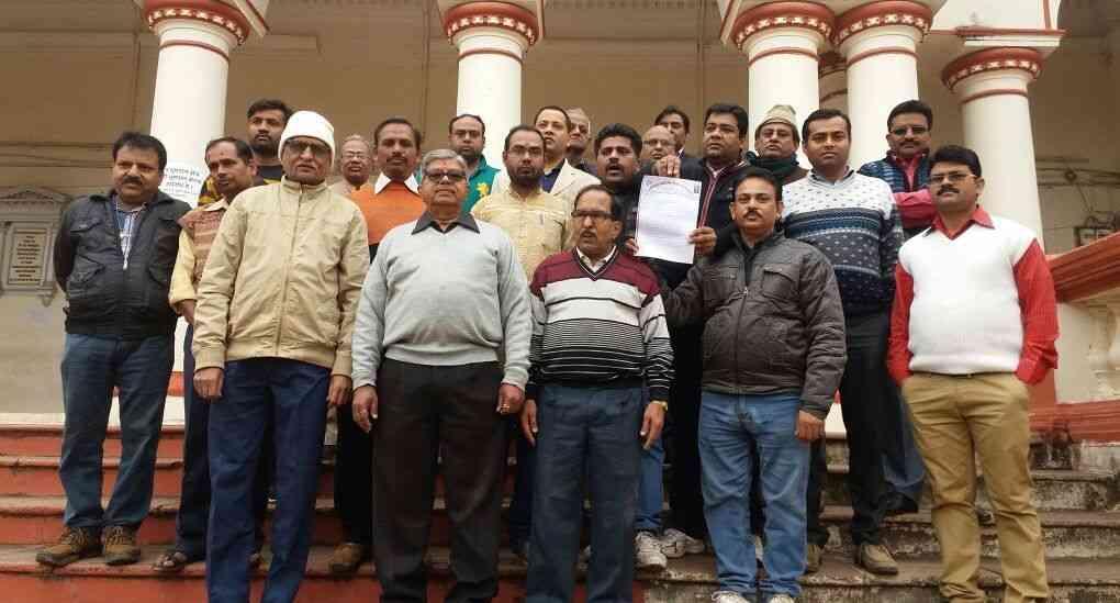 Demand for Panna Medical college By Kayastha Samaj Panna