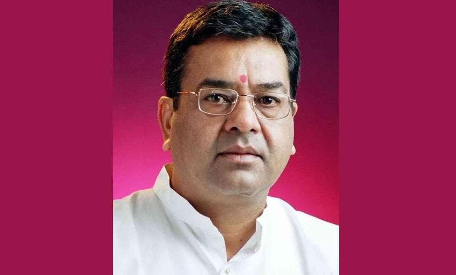 Mukesh Nayak MLA Pawai