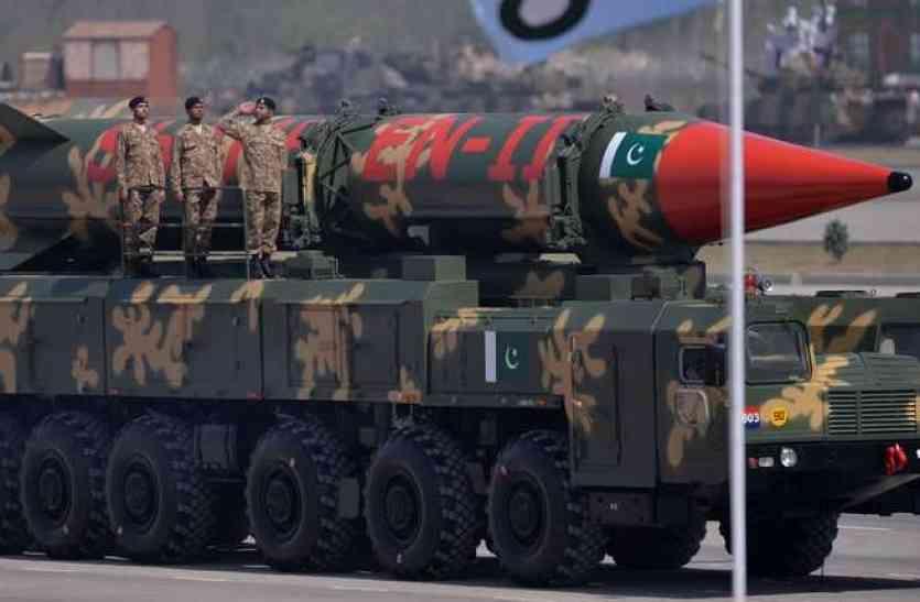नए परमाणु हथियार बना रहा पाकिस्तान, भारत पर फिर कर सकता है बड़ा हमला: अमरीका