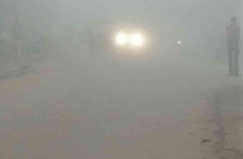 ओला-बारिश: कोहरे के साथ ही छटी किसानों की चिंता की लकीरें