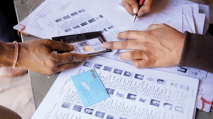अब कांग्रेस लाई मतदाता सूची घोटाला, सत्तारूढ़ दल पर लगाए आरोप