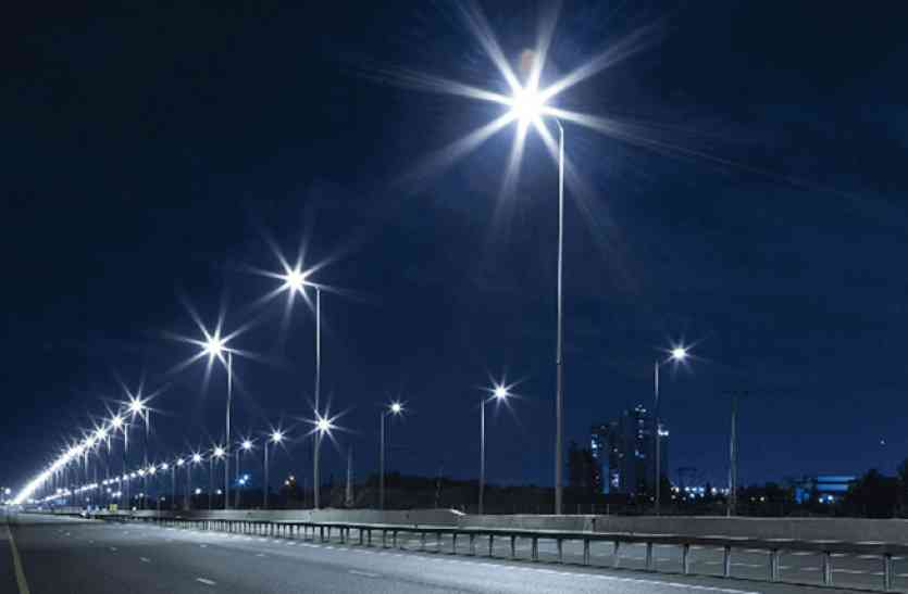 विद्युत निगम को एक साल से नहीं मिला रोड लाइट का पैसा, आखिर क्यो?