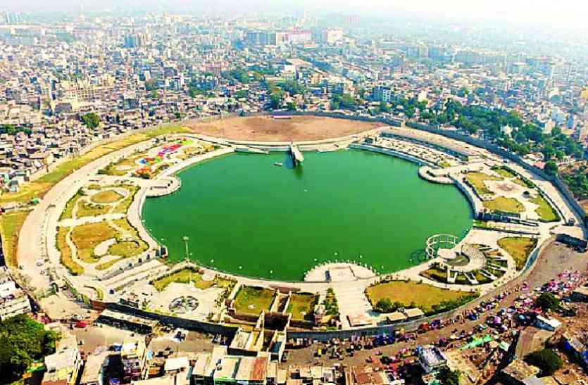 गोपी तालाब के पानी में तैरेंगे सौर ऊर्जा के पैनल