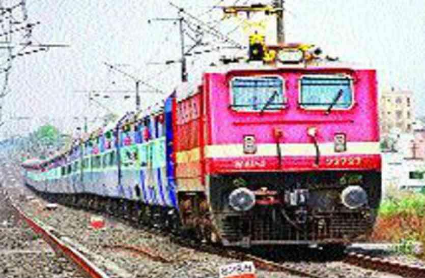 इंदौर-अमृतसर ट्रेन पर लुटेरों का हमला, लाखों की लूट