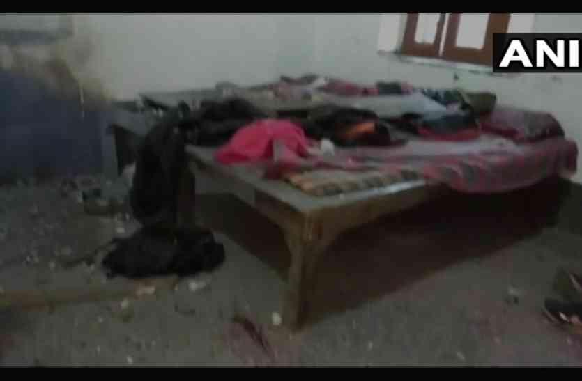 बिहार: आरा  की जैन धर्मशाला में बम विस्फोट, साजिश को अंजाम देने कोलकाता से आए थे आतंकी, दो गिरफ्तार