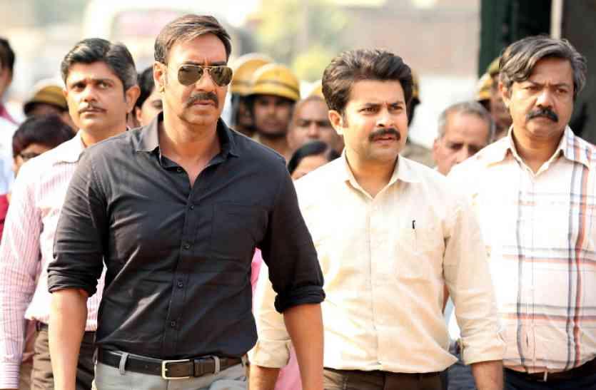 अजय के साथ जयपुर के अमित डालेंगे 'रेड'