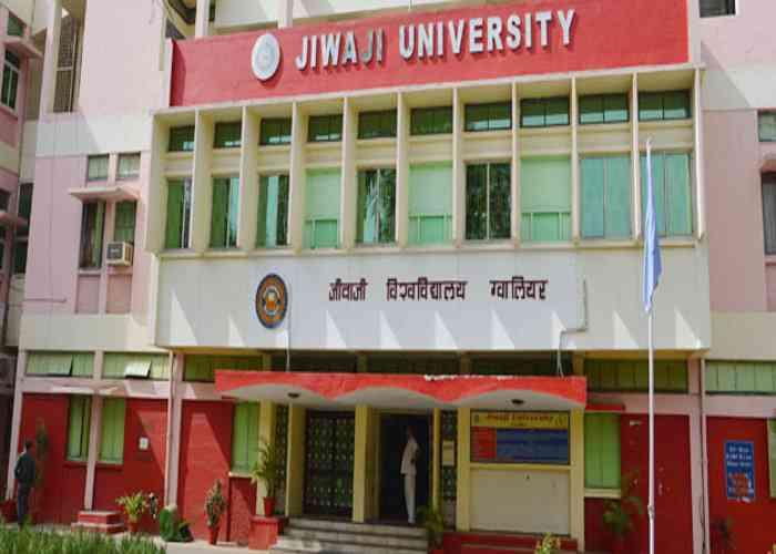 jiwaji university