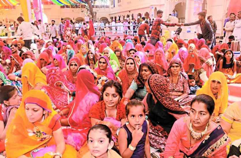 तारातरा में उमड़ा सैलाब, मायरा कथा में झूमे श्रद्धालु,आज ये होंगे कार्यक्रम