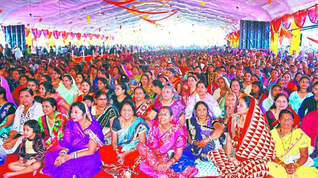 Sarvangalpith is being established in Vrindavan
