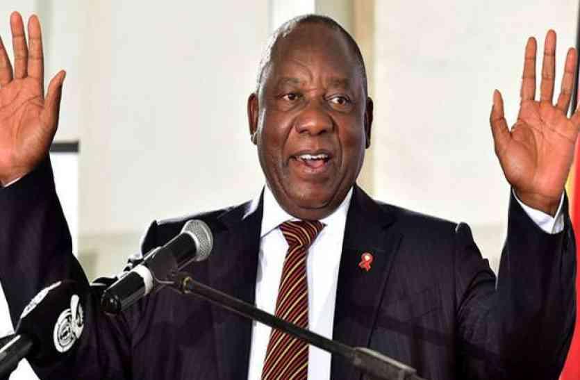 जैकब जुमा के इस्तीफे के बाद दक्षिण अफ्रीका के अगले राष्ट्रपति होंगे सीरिल रामाफोसा