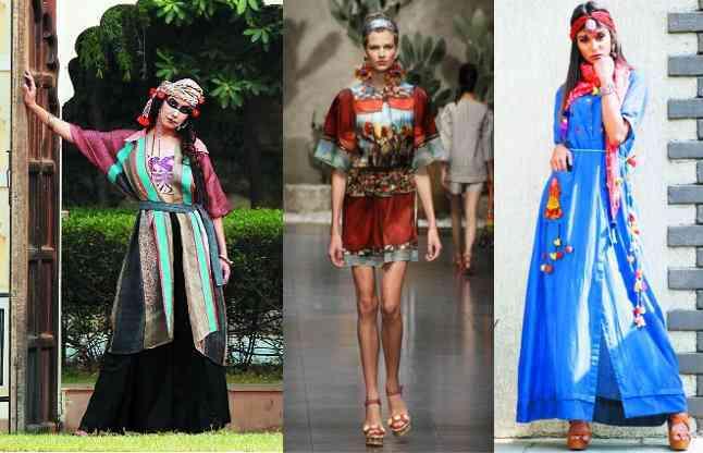 Kathputli print dress