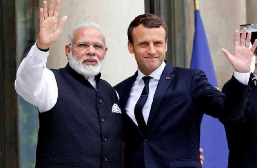 जापान के पीएम के बाद अब फ्रांस के राष्ट्रपति देखेंगे पीएम मोदी के साथ गंगा आरती