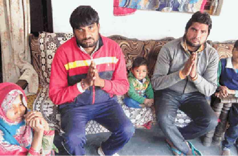 मुख्यमंत्री योगी के निर्देशों के बावजूद हत्यारोपियों की घमकी से डरे गवाह घर में कैद, खाने के लाले पड़े