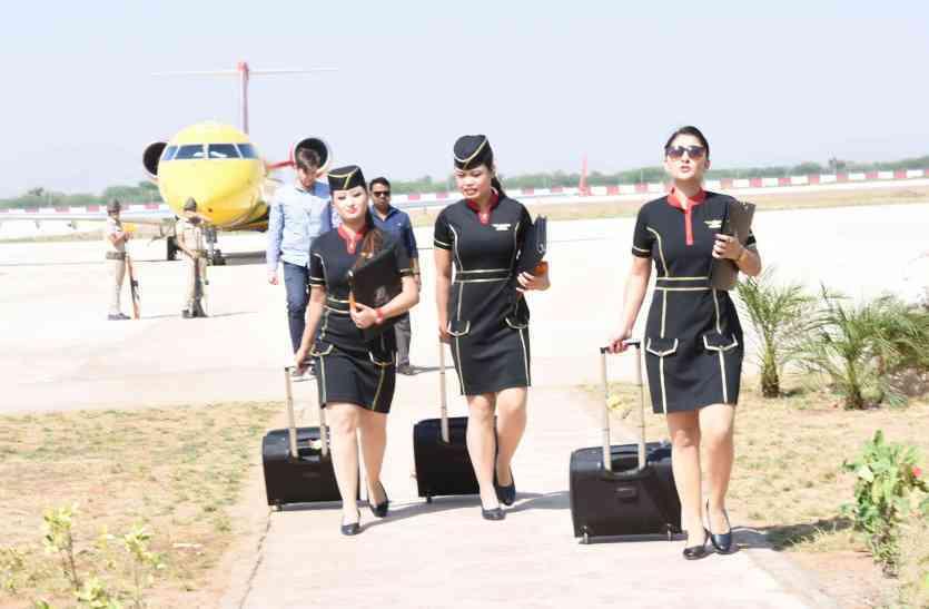 हवाई यात्रा का सपना रहा अधूरा, आप भी जानें आखिर अब तक क्यों नहीं शुरू हुई किशनगढ़ एयरपोर्ट से नियमित फ्लाइट