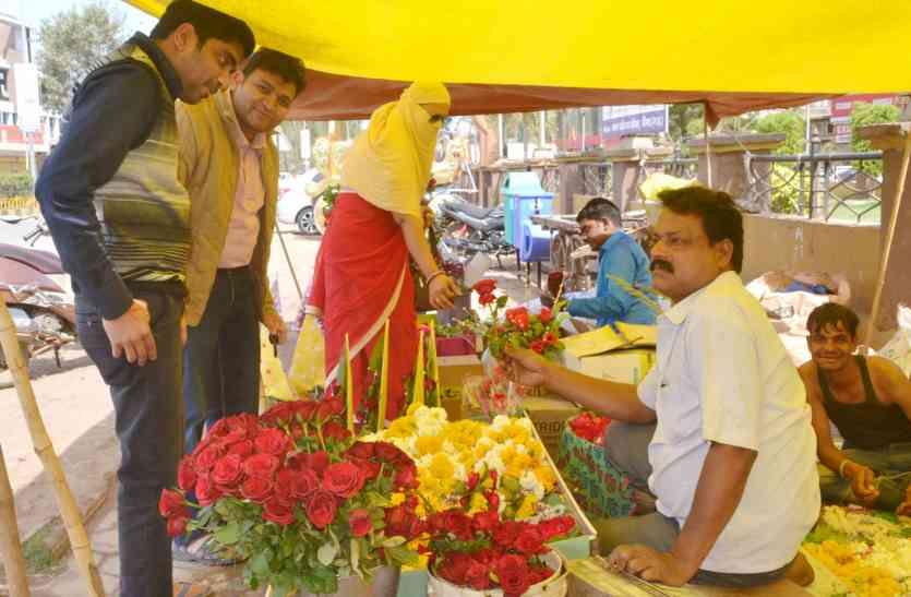 देखें नीमच में क्यों रतलाम का गुलाब ५० रुपए में बिका एक