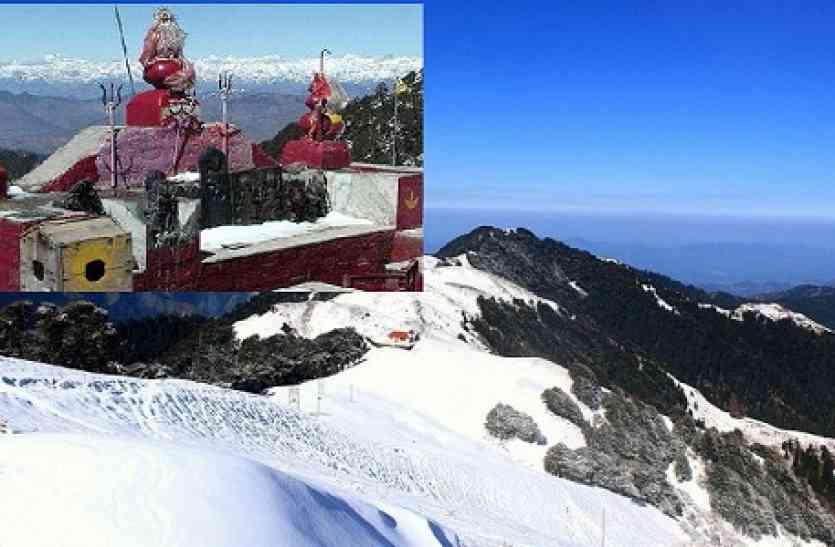 एक मंदिर ऐसा जिसकी छत पर नहीं ठहरती बर्फ! चमत्कार है या विज्ञान का कोई खेल?