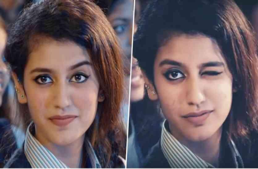 मृगनयनी प्रिया का कायल है ये बॉलीवुड सुपरस्टार,लेकिन वो पागल है इस क्रिकेटर के प्यार में!!