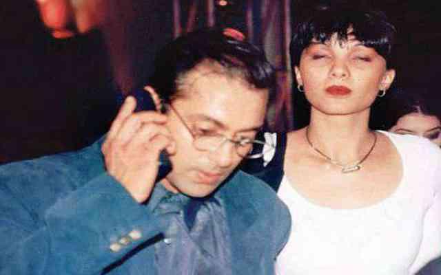Salman Khan Affair With Pakistani Actress Somi Ali Love Story - ऐश्वर्या को सौतन मानती है ये पाकिस्तानी एक्ट्रेस, सलमान के प्यार में थी ऐसी पागल की छोड़ा था देश!! | Patrika News