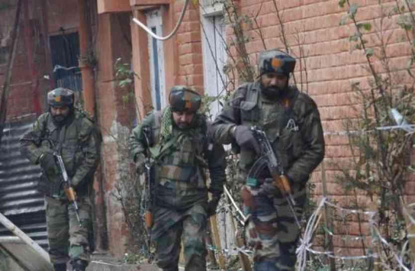 कश्मीर में CRPF कैंप पर फिर आतंकी हमला, सीमा पर PAK सेना ने किया युद्ध विराम का उल्लघंन