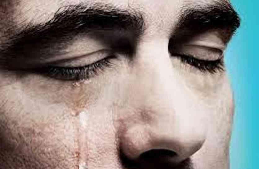 कांस्टेबल की मौत पर साथियों की फूट पड़ी रुलाई