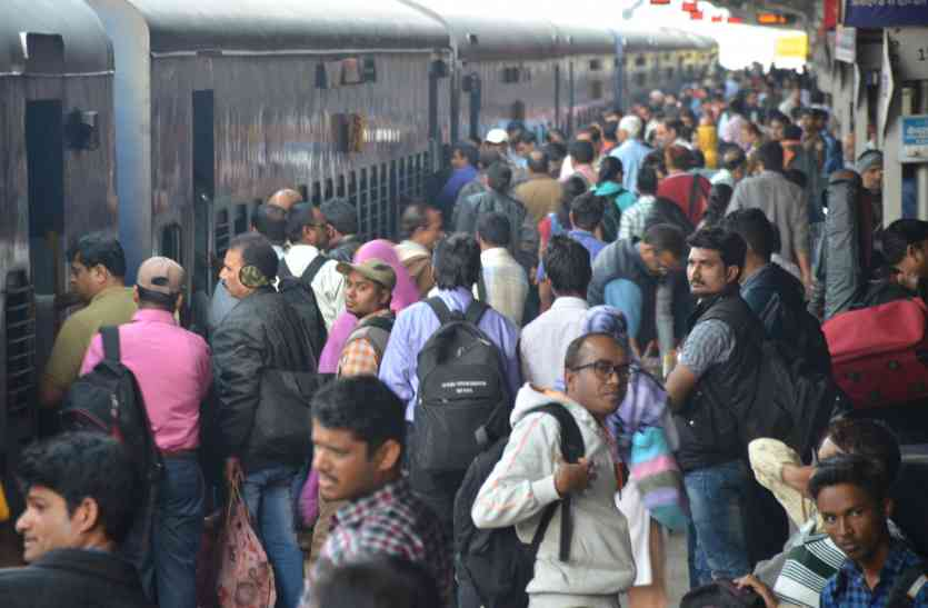 मेगा ब्लॉक से यात्रियों की बढ़ी परेशानी, 26 फरवरी तक इस रूट की कई ट्रेनें रहेंगी रद्द