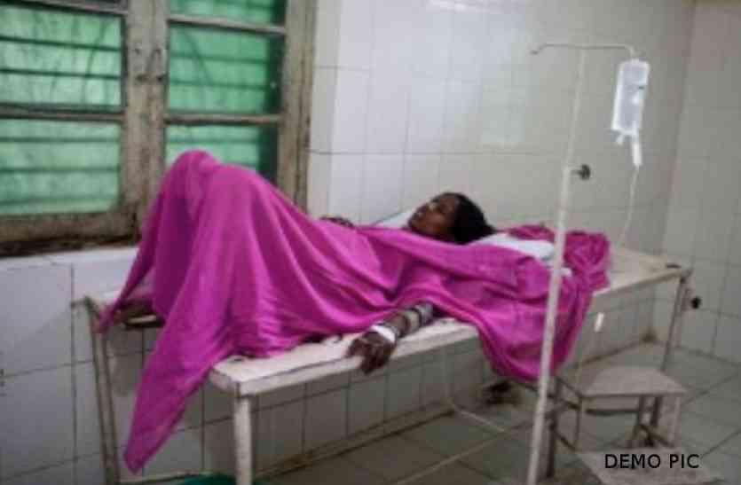 डूंगरपुर : वेलेंटाइन डे पर फिल्मी अंदाज में बचाई पत्नी की जान, खुद का दर्द भूल ले गया उसे अस्पताल