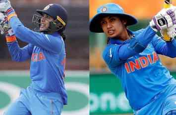 SAWvINDW: मिताली और मंधाना की तूफानी बल्लेबाजी से भारत ने दूसरे टी-20 में दक्षिण अफ्रीका को रौंदा