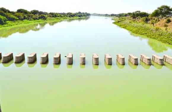 मलेनी नदी दो महीने में सूख जाएगी