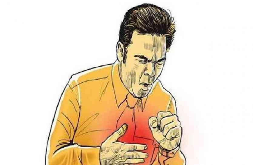 Jaundice-typhoid attack as soon as a healthy season goes - Jabalpur