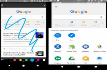 गूगल एप में आया एडिट स्क्रीनशॉट फीचर, ऐसे करें यूज