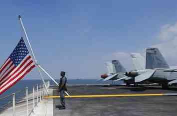 काला सागर में रूस और अमरीका आमने-सामने, US ने सागर में बढ़ाई तैनाती