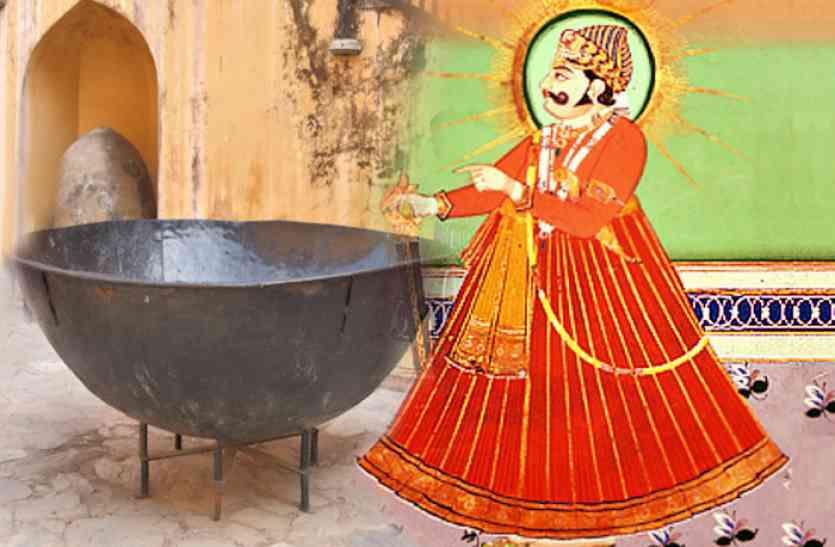 राजस्थान के इस राजा की दाल में लगता था 'सोने की मोहर' का छौंक, आधी रात को उठ जाते थे भोजन करने