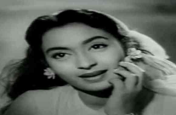 नूतन पहली मिस इंडिया थी जिन्होंने फिल्मों में काम किया