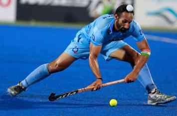 सुल्तान अजलान शाह कप: भारतीय पुरुष हॉकी टीम का ऐलान, सरदार सिंह को मिली टीम की कमान