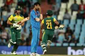 2nd T20: दक्षिण अफ्रीका के खिलाफ टीम इंडिया की हार के 5 कारण