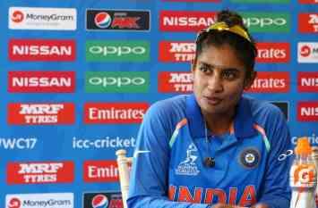 भारतीय महिला टीम की स्पिन गेंदबाजी से नाखुश हैं मिताली राज
