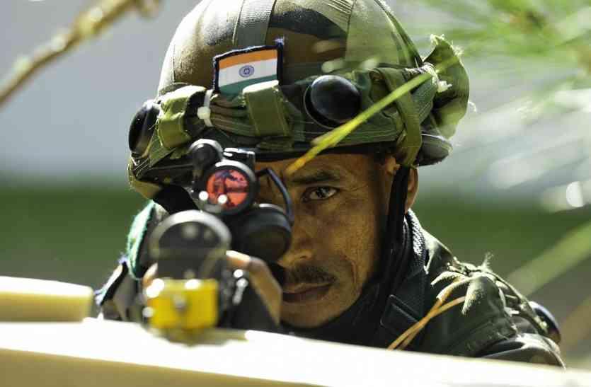 भारतीय सेना अब होगी ज्यादा हाइटेक, जवानों को मिलेगी असाल्ट और स्नाइपर रायफल
