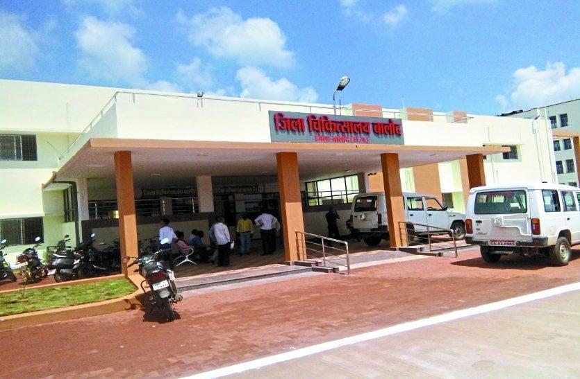 Chhattisgarh impactful news : जिला अस्पताल के अंदर गाड़ी रखी तो होगी कार्रवाई