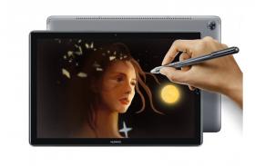 MWC 2018 में हुवेई ने लॉन्च किया 4GB रैम वाला MediaPad M5 टैबलेट