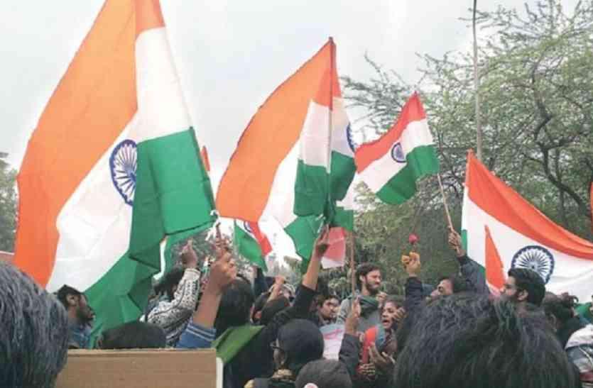 कश्मीर के मुस्लिम दे रहे पाकिस्तान को जवाब, India I Love You के नारों से पटी दीवारें