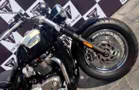 देखिए भारत में लॉन्च हुई ट्रायम्फ बोनेविल स्पीडमास्टर क्रूजर बाइक की खास तस्वीरें