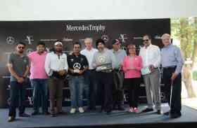 मर्सिडीज ट्रॉफी गोल्फ टूनार्मेट के नेशनल फाइनल्स के लिए रितिक, जगदीप ने किया क्वालीफाई, देखें तस्वीरें