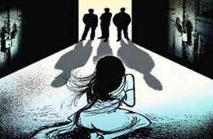 युवती ने धर्म परिवर्तन से किया इंकार तो चार युवकों ने किया गैंगरेप, फिर चोरी का आरोप लगा भेजा जेल