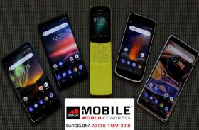 MWC 2018 में अब तक लॉन्च हुए इतने स्मार्टफोन, चौंकाने वाली है टेक्नोलॉजी
